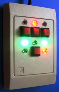 Пульт управления светофорами